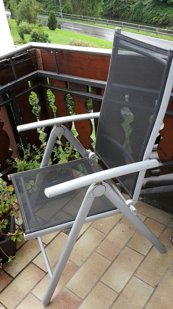 Balkonmobel klappbar gebraucht kaufen nur 4 st bis 60 - Balkonmobel klappbar ...