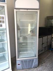 Tiefkühlvitrine Tiefkühlschrank -18 bis -24