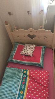 Traumhaftes Kinderbett 70