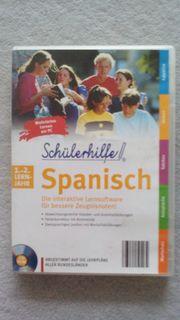 Schülerhilfe Schülerwissen, Spanisch