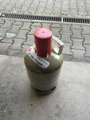 Gasflasche 5kg Tauschflasche