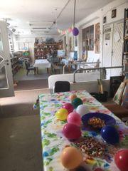 Kindergeburtstag in der Kreativwerkstatt Lindau -