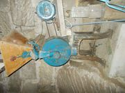 Getreide -Schrotmühle