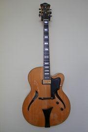 Archtop Jazzgitarre