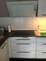 neuwertige Nolte Küche mit Geräten