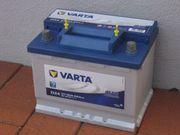 VARTA blue dynamic Starterbatterie 60Ah
