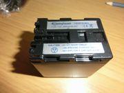 Akku groß für Sony DCR-TRV270E