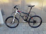 MTB Mountainbike Fully 26 - Top