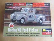 Monogram Racing 40 Ford Pickup