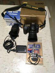 Nikon D300 2 Objektive
