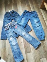 Jeans Mädchen