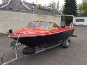 Motorboot Winner 50PS +