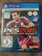 Ps4 Spiel Pro evelution Soccer