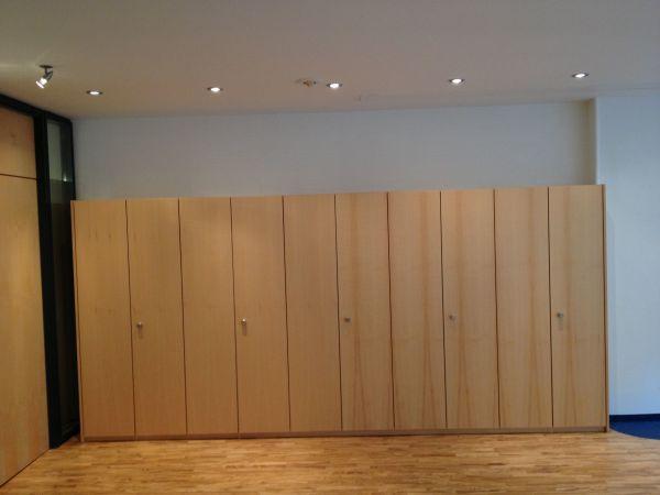 Büroschrank (5-teilig, » Büromöbel