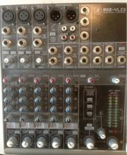 Mackie 802-VLZ3 Analog Mixer