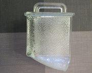 Glasschütten für Küchenschrank