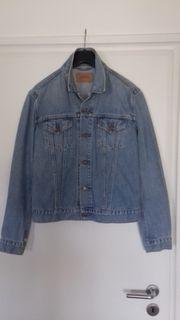 Original Levis Jeans-Jacke für Damen