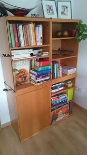 Wohnzimmermöbel - TV Regal Vitrinenschrank Bücherschränke