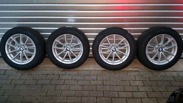 BMW Winterkompletträder X3 F25 X4