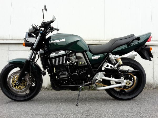 Kawasaki ZRX 1100 » Kawasaki über 500 ccm