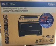 Laserdrucker Brother HLW-