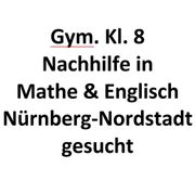 Nachhilfelehrer Mathe/ Englisch
