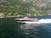 Schönes Sportboot / Motorboot