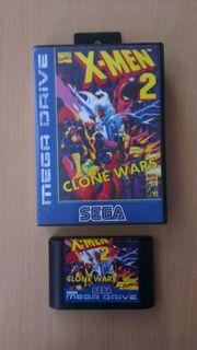 SEGA-Spiel X-Men 2 Clone Wars