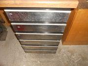 Schubladenschrank 505x600x905 mm in Niro -