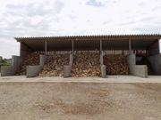 Kaminholz Brennholz Feuerholz frisch und