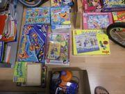 Kinderkleidung, Spielsachen, Fahrrad,