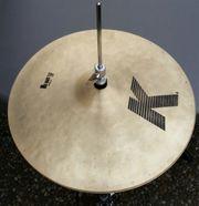 Zildjian 14 K-Serie Hi-Hat Schlagzeug