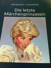 Märchenbuch über Diana Prinzessin von