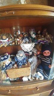 alte Puppen auch