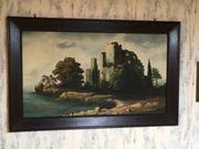 Original Öl auf Leinwand Kunstgemälde