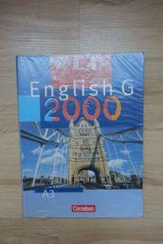 English G 2000 A3 Cornelsen
