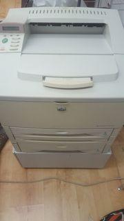 gebr HP Drucker Laserjet 5100