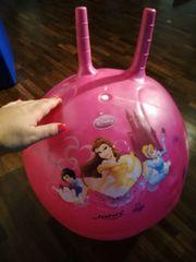 Hüpfball Prinzessin