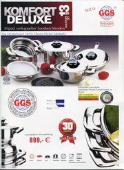 GGS Solingen Kochtöpfe für Spitzenköche
