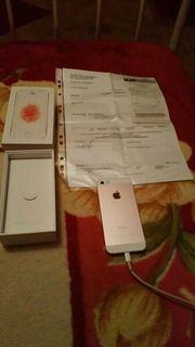 iphone SE roze