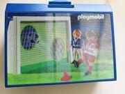 playmobil kleines fußball kit