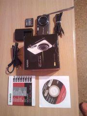 Casio Exilim EX-FC100 Digitalcamera