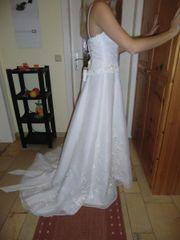 Hochzeitskleid Gr. 36;