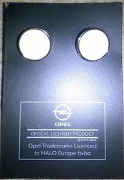 Verkaufe Opel Manchettenknöpfe