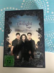 Twilight Saga DVD