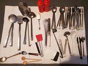 Diverse Küchen Utensilien