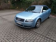 Audi a4 b6 cabrio tausche