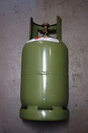 Propangasflasche 6kg grau ca 2
