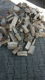 Brennholz frisch