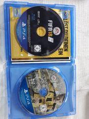 Ps4 FIFA 17 und 18